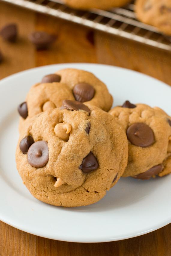 Flourless-Peanut-Butter-Cookies-3